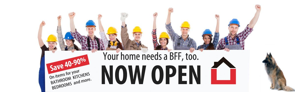 Ultimate Home Store now open Monticello MN Home Improvement discounts